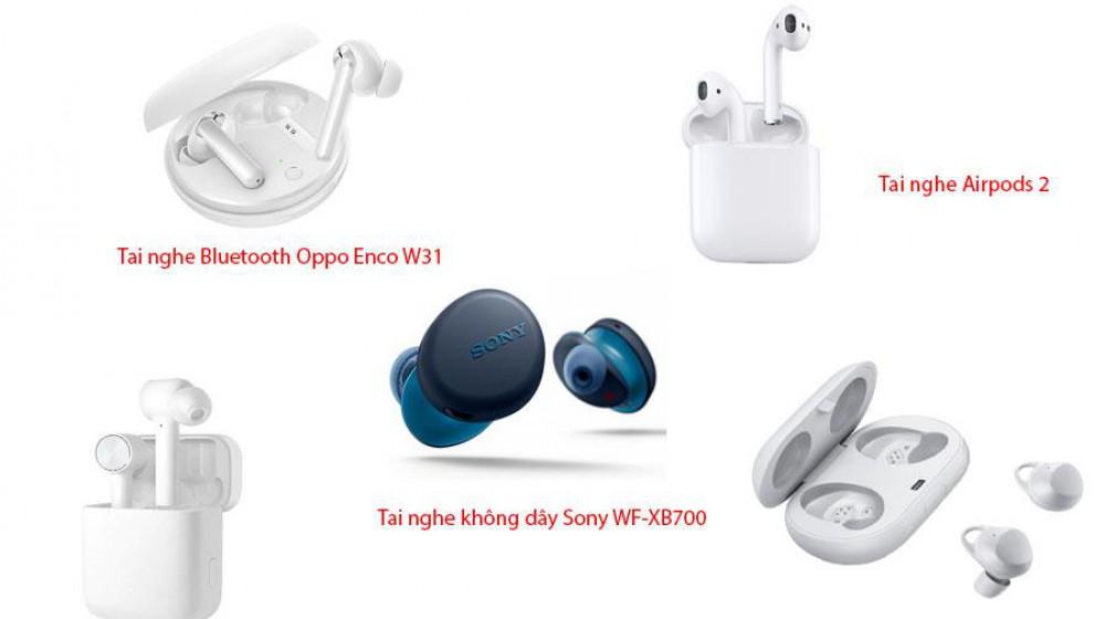 Tư vấn chọn mua tai nghe Bluetooth không dây 2020