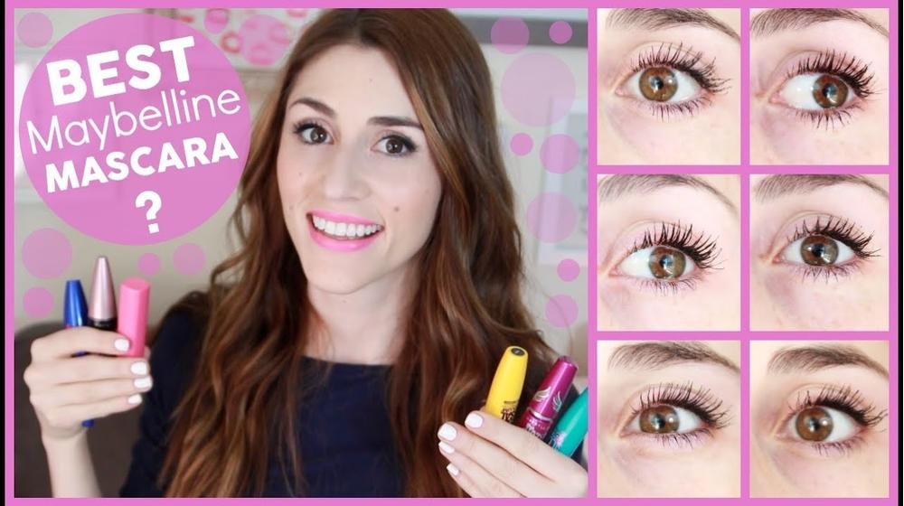 3 mascara Maybelline hiệu quả có cao như lời đồn ?