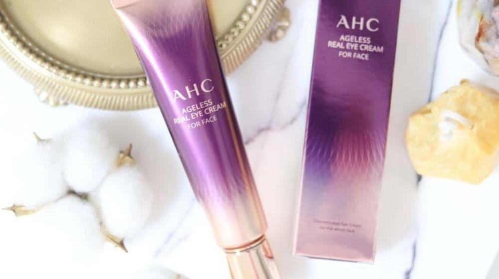Review kem mắt AHC Ageless Real có thật sự tốt như lời đồn?