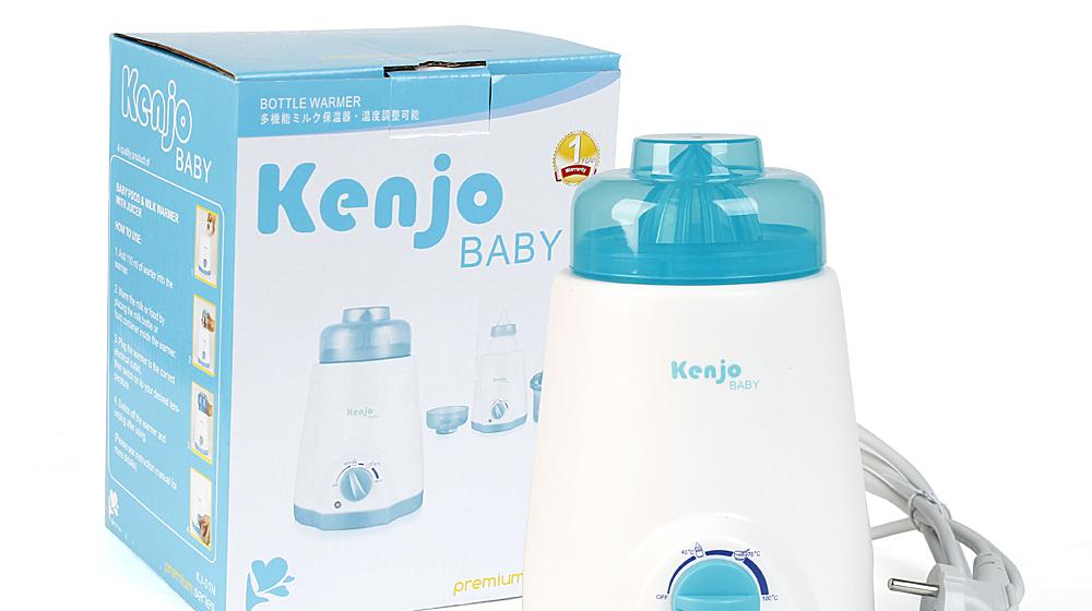 Thực hư về máy hâm sữa Kenjo có tốt như lời đồn ?