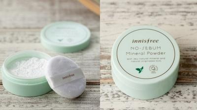 Đánh giá chi tiết phấn phủ Innisfree 5g dạng bột khoáng