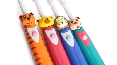 Top 3 bàn chải đánh răng trẻ em tốt nhất 2020