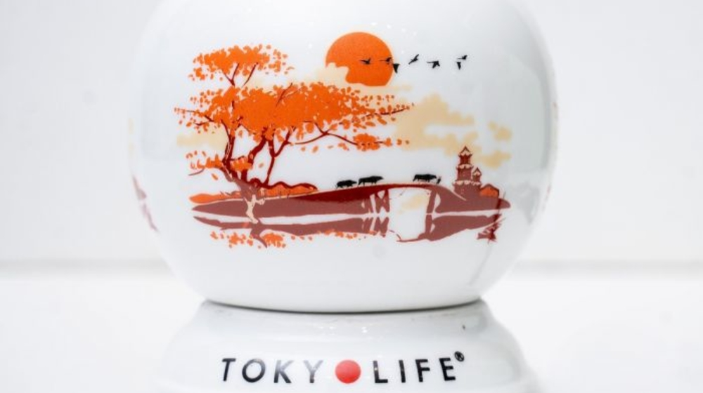 Review chi tiết sản phẩm đèn xông tinh dầu TokyoLife