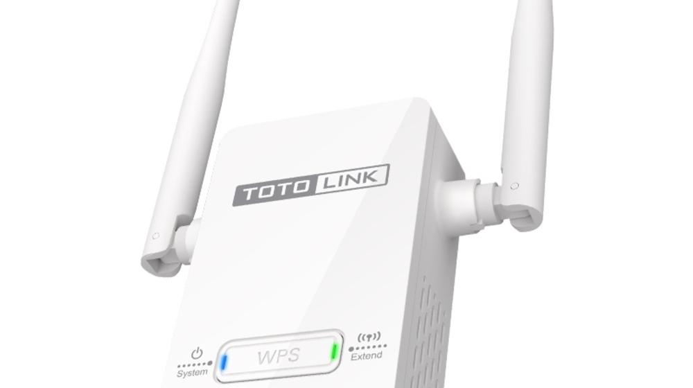 Review bộ kích sóng wifi Totolink EX200 giá rẻ chi tiết