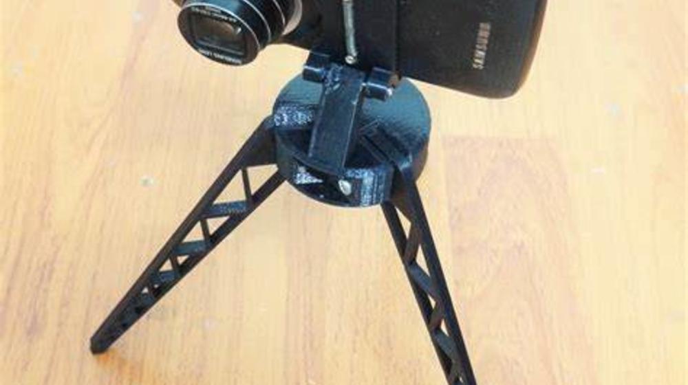 Bật mí 5 chiếc chân máy ảnh - tripod 2 in 1 camera chất lượng cho bạn