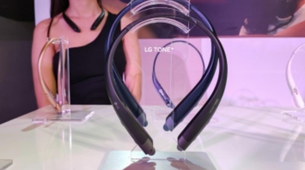 Review Tai nghe bluetooth LG HBS-510 Tone đen