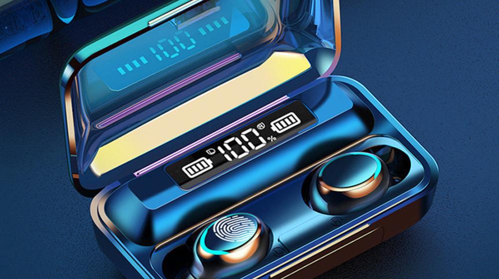 Đánh giá tai nghe Amoi F9 Pro Max giá chưa tới 200k
