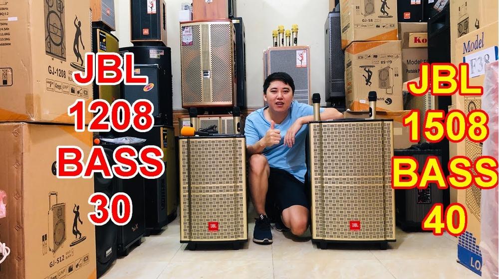 Giá loa kéo JBL Bass 30 bao nhiêu? Có nên mua hay không?