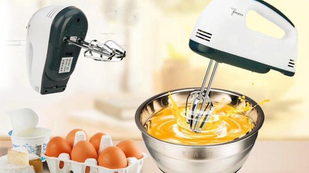 Nên mua máy đánh trứng cầm tay, để bàn ở đâu?