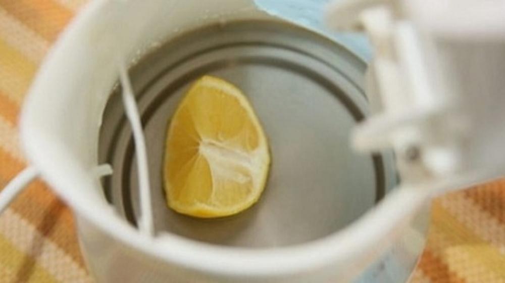 Cách loại bỏ cặn ấm đun nước nhanh chóng không tốn 1 đồng