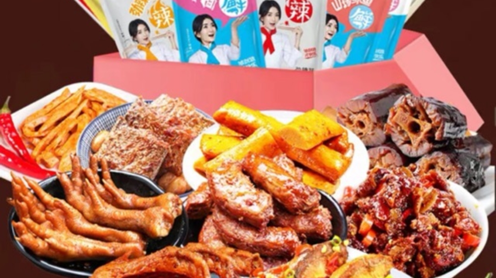 TOP 10+ shop bán đồ ăn vặt Trung Quốc trên Shopee không nên bỏ qua
