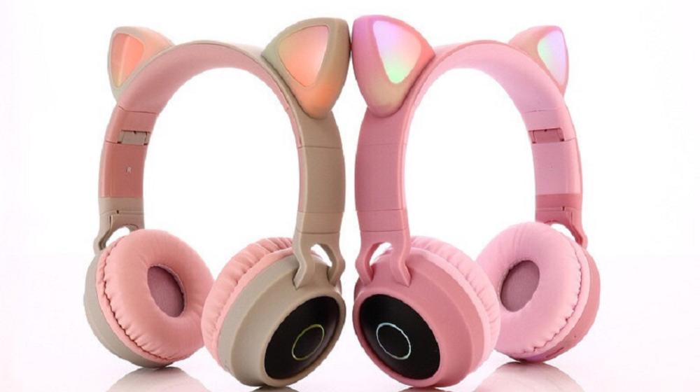 Review tai nghe mèo Catear hơn 200K trên Shopee có đáng mua