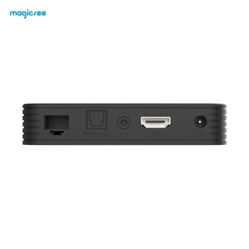 Android Tivi Box Magicsee N5 Max - Ram 4GB, Rom 32Gb