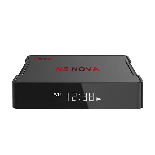 Android Tivi Box Magicsee N5 Nova - Ram 4GB, Rom 32GB