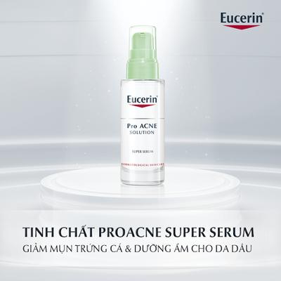 Serum trị mụn Eucurin Pro Acne Solution Super 30ml