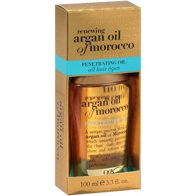 Tinh chấtdưỡng tócOGX Biotin & Collagen Weightless Healing oil 100ml