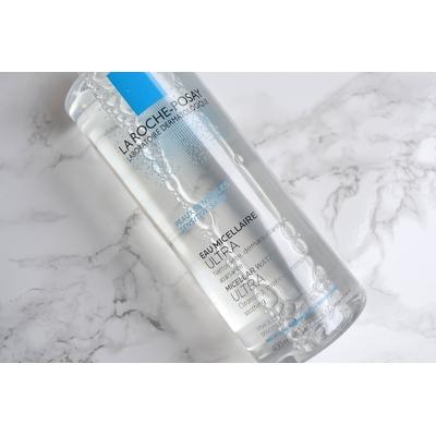 Nước tẩy trang làm sạch sâu cho da nhạy cảm Micellar Water Ultra