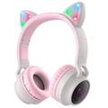 Tai nghe tai mèo Bluetooth Hoco W27