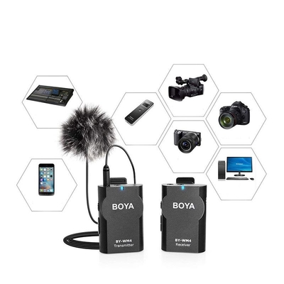 Mic thu âm bluetooth BOYA BY-WM4 Mark II