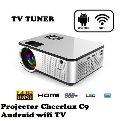 Máy chiếu phim mini projector Cheerlux C9