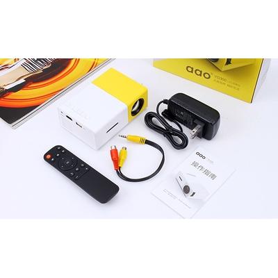 Máy Chiếu phim mini YG-300 Smart LED