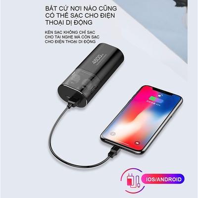 Tai nghe TWS không dây Bluetooth Amoi S11 nội địa trung giá rẻ