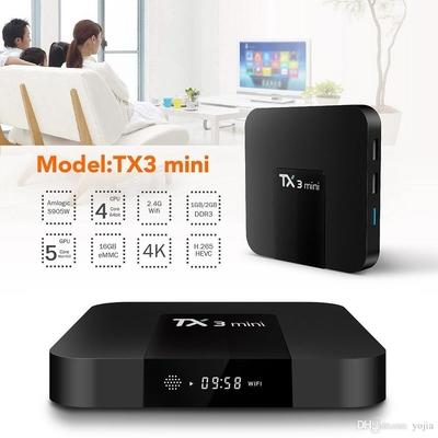 Android TV Box TX3 Mini