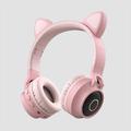 Tai nghe Bluetooth phát sáng BT28