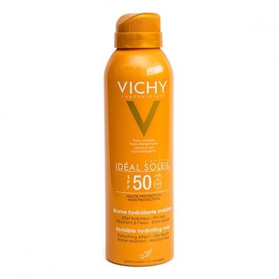 Kem Chống Nắng Toàn Thân Dạng Xịt SPF 50 PA+++ Vichy Ideal Soleil
