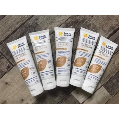 Kem chống nắng Cancer Council BB Cream