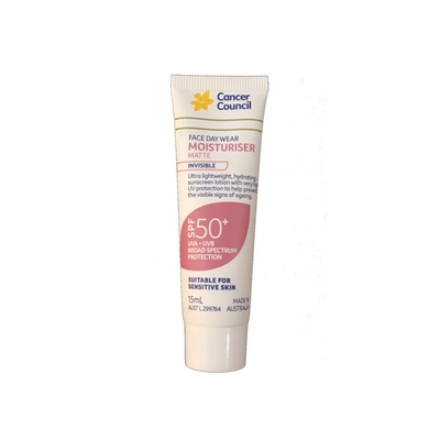 Kem chống nắng Cancer Council Face Day Moisturizer