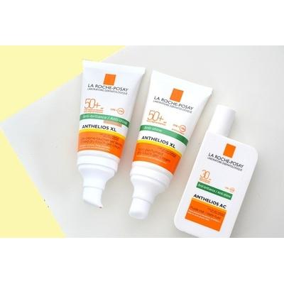 Kem chống nắng La roche Posay Anthelios XL SPF 50+ Dry Touch Gel Cream Anti-Shine