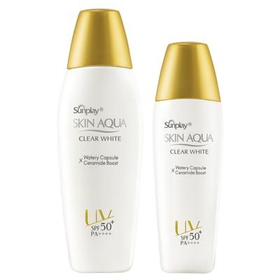 Kem chống nắng Sunplay Skin Aqua Clear White SPF50+PA++++