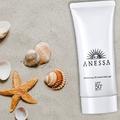 Gel chống nắng Anessa Whitening UV Sunscreen SPF50+, PA++++