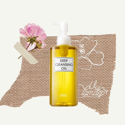Dầu tẩy trang Olive DHC Deep Cleansing Oil