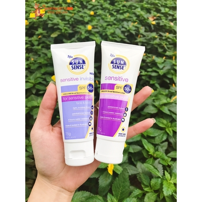 Kem chống nắng Sunsense Sensitive