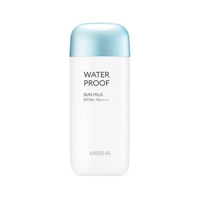 Kem Chống Nắng Missha All Around Safe Block Waterproof Sun Milk SPF50+ PA++++