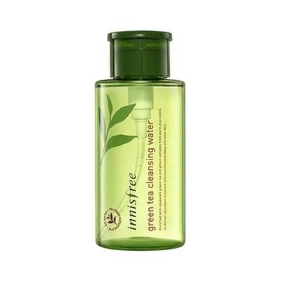 Nước tẩy trang Innisfree Green Tea Pure Cleansing Water