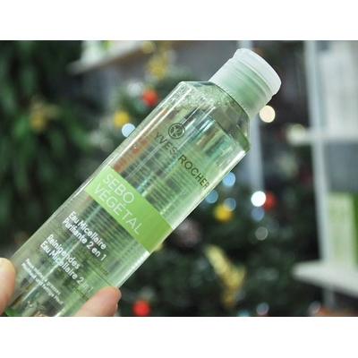 Nước tẩy trang Yves Rocher Purifying Micellar Water 2 in 1