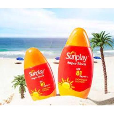 Kem chống nắng Sunplay Super Block SPF81 PA++++