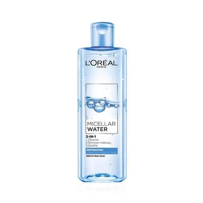 Nước Tẩy Trang L'oreal Paris Micellar Water 3 in 1 Refreshing