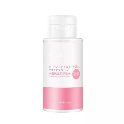 Nước tẩy trang Heyxi Peach Gentle Makeup Remover