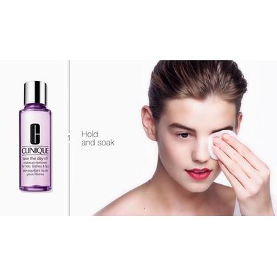 Nước Tẩy Trang Mắt Môi Clinique Take The Day Off Makeup Remover