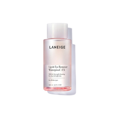 Tẩy Trang Mắt Môi Laneige Lip & Eye Remover Waterproof EX