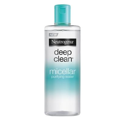Nước tẩy trang Neutrogena Deep Clean Micellar Purifying Water