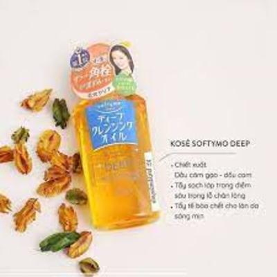 Dầu tẩy trang Kose Softymo Cleansing Oil