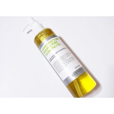 Dầu tẩy trang Manyo Pure Cleansing Oil