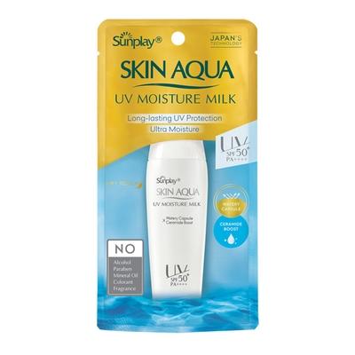 Kem chống nắng Skin Aqua UV Moisture Milk