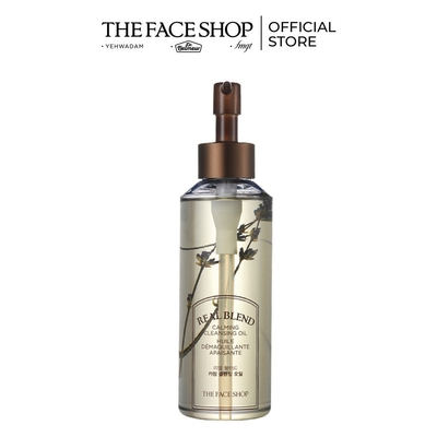 Dầu Tẩy Trang TheFaceShop Real Blend Calming Cleansing Oil