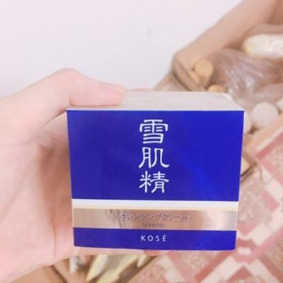 Kem tẩy trang Kose Sekkisei